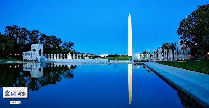 WashingtonMonumentReflectionPondWorldWarIIMemorialDCManufacturedHousingAssocRegulatoryReform