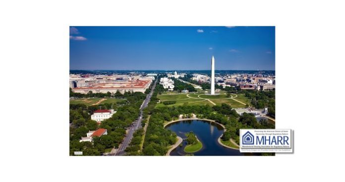 WashingtonDCMonumentMallManufacturedHousingAssociationRegulatoryReformMHARRlogoPixabay-5