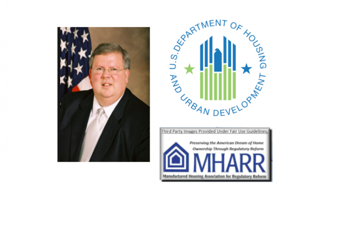 BrianMontgomeryHUDMHARRManufacturedHousingAssociationForRegulatoryReform