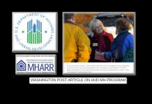 WashingtonPostArticleOnHUDCodeManufacturedHousingProgramManufacturedHousingAssociationRegulatoryReformMHARRlogos