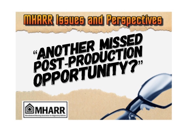 MHARR.SEPTEMBER2018ISSUESANDPERSPECTIVES