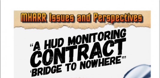 A HUD MONITORING CONTRACT BRIDGE TO NOWHERE