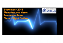September2018HUDCodeManufacturedHousingAssociationRegulatoryReformmMHARRLogoData