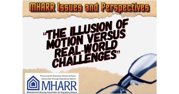 MHARR-Issues and Perspectives The Illusion of Motion Versus Real-World Challenges-Apng