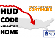 HUDCodeManufacturedHomeProductionSlideContinuesDailyBusinessNewsMHProNews