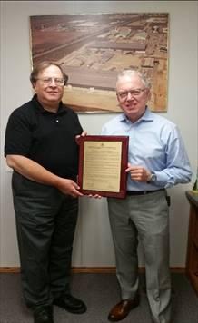 Manufactured Housing Association for Regulatory Reform (MHARR)-Mark Weiss and Chairman James F. Shea, Jr.